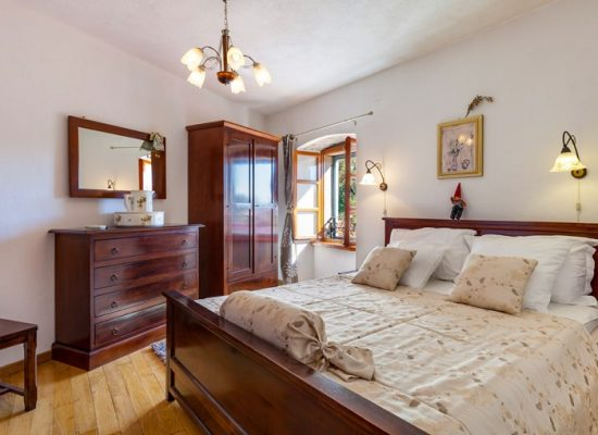 Double-bedded room | Villa Vicina