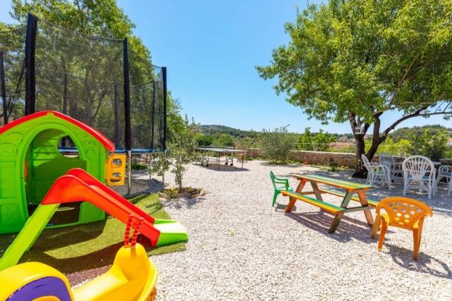 Private children playground